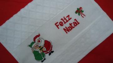 toalha-lavabo-natal-bordado